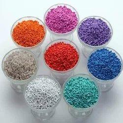JK Polymer White Coloured PVC Granules, For General Plastics