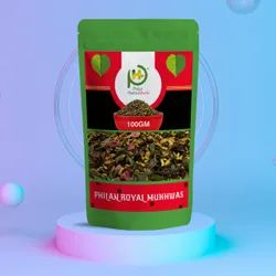 pan Improver Mukhwas, For Mouth Freshner, Packaging Size: 100gm,125gm