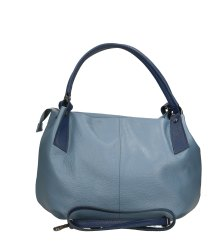 Ladies Grey Polyester Handbag, Capacity: 1kg, Size/Dimension: 35x23x15cm