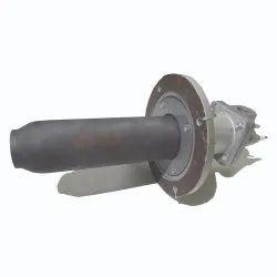Aluminum Casting Furnace Gas Burner, 120-180 Degree Celsius