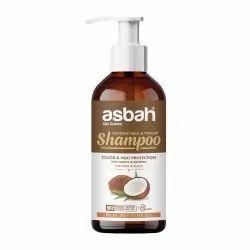 Asbah Coconut Milk & Yogurt Shampoo