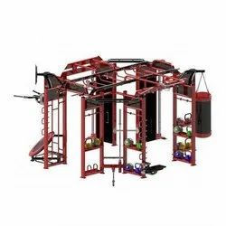 CF360A Cross Fit Cage Large