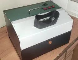 UV Cabinet For TLC With 2 UV Lamps And  A White LED