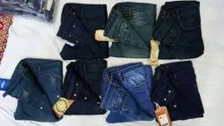 Regular Fit Casual Wear Mens Plus Over Size Branded Denim Pant & Jeans, Waist Size: 30 to 40