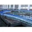 MACHINE LINE FOR BOTTLED WATER