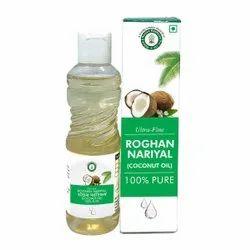 Ultra Fine Roghan Nariyal 100 ML (Coconut Oil)