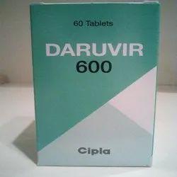 Daruvir 600 Mg Tablets