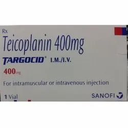 Targocid 400 Mg Injection