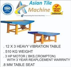 2-4 Kw Vibrating Table