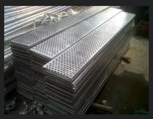 Galvanized Perforated Cable Trays