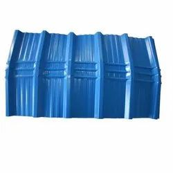 FRP Ridge Curved Roofing Sheet