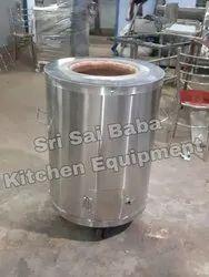S.S Covering Tandoori Pot