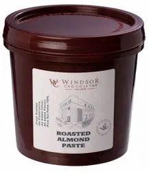 Windsor Chocolatier Roasted Almond Paste, Packaging Type: Bucket