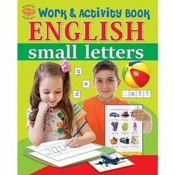 WORK & ACTIVITY BOOKS For Nursery & KG 8 Different Books