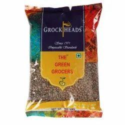 Grockheads Black Masoor (500 Gms), Maharashtra, High in Protein