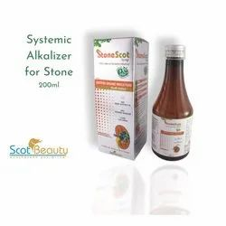 Systemic Alkalizer For Stone
