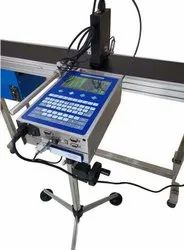 Large Character Colored Touch Screen On-Line Non-Contact Ink Jet Printer Model IJP-X72