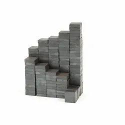 Ferrite Block Magnet 19x19x6mm