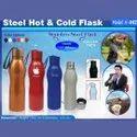 Insulated Steel Water Bottle