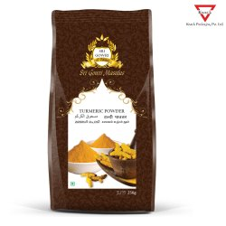 Turmeric Powder Packaging Bags