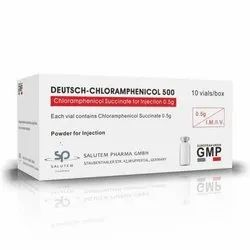 Chloramphenicol Succinate Injection