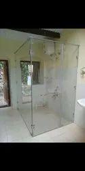 L Type Shower Enclosure