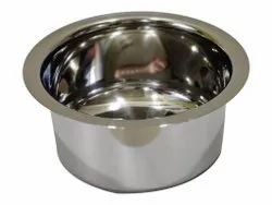Stainless Steel Tope, For Kitchen, Capacity: 2 Liter