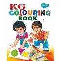Kg Colouring books 4 Different Books