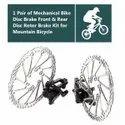Disc Brake Set For Bicycles