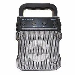 Zebster Black Z- BEAT portable bt speaker