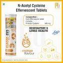Elacof-EVS Effervescent Tablet