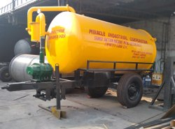Sewer Suction Machine 5000 Ltr