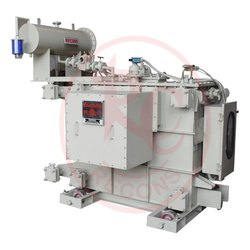 750 kVA Oil Cooled Distribution Transformer