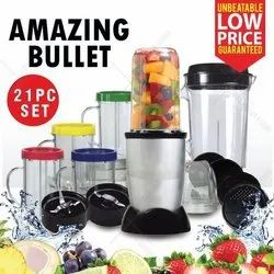 Stainless Steel Amazing Bullet Mixer, For Wet & Dry Grinding
