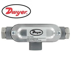 Dwyer 629C-04-CH-P2-E5-S3-3 Wet Differential Pressure Transmitter Range 50 PSID