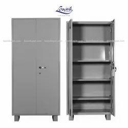 Laxmi Kapat Double Door Metal Almirah & Wardrobe, 4, Size/Dimensions: 78x36x19
