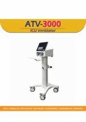 ICU Ventilator ATV-3000