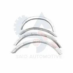 Inner Fender Flare Wheel Arch Extension Set For Suzuki Samurai SJ410 SJ413 SJ419 Sierra Santana
