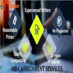 Online Plag Free MBA Assignment Writing Services