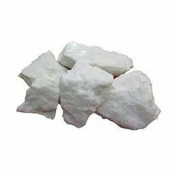 White Soda Feldspar Lumps