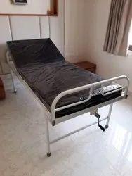 操作类型/自动化等级:手动轻度钢铁医院床和床垫,抛光