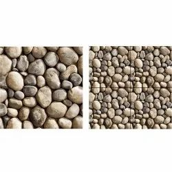 Vitrified 3d Stone Design Polished Verified Tiles, For Flooring, Size: 600 x 600 mm