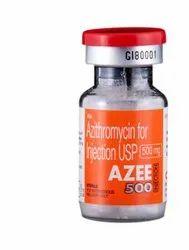 Azee 500 Injection (Azithromycin)