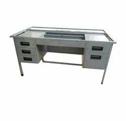3feet Warehouse Mild Steel Table
