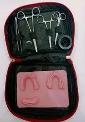 Kay Kay Industries Oral/Dental Surgery Suture Practice Kit, Suturing Kit