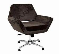Grey Fabric Chair