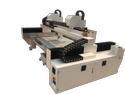 Double Head CNC Engraving Machine