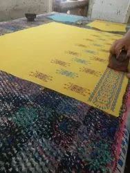 Fabric printing service for kurthi