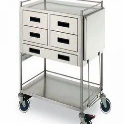 Medical Cabinet Trolley