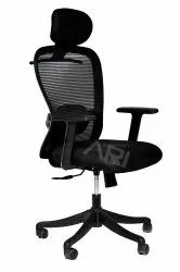 High Back Mesh Chair With Headrest